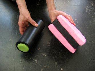 bonbons polystyrène faux géants  à suspendre
