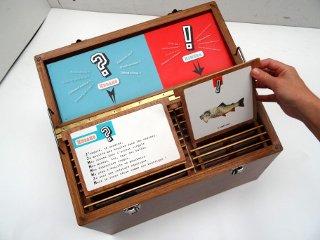boîte association cartes poème chimère