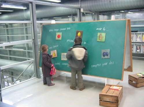 Médiathèque de Rezé - 2010