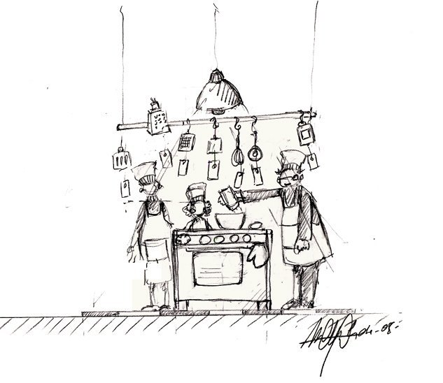 gourmandises piano de cuisine