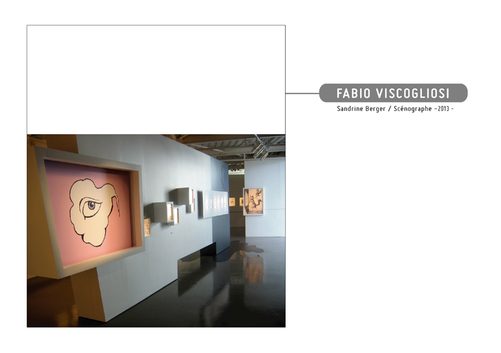 Exposition Viscogliosi - Hermeland Saint Herblain