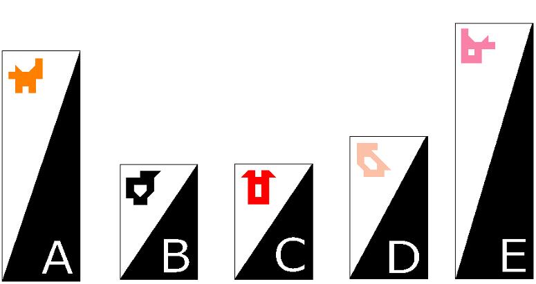 Étiquettes décodeurs d'Alphabula