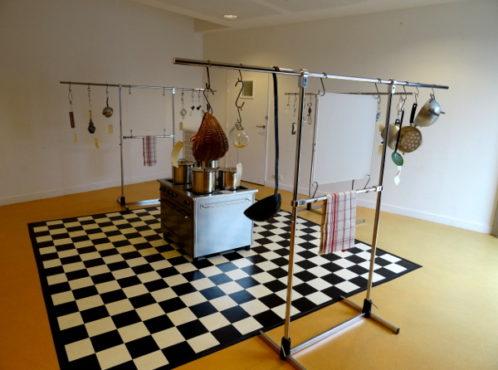 scénotopic  exposition itinérante gourmandises mediatheque cosne-cours-sur-loire