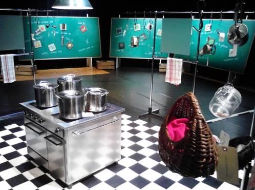 gourmandises Centre Culturel d'Arnouville - 2014