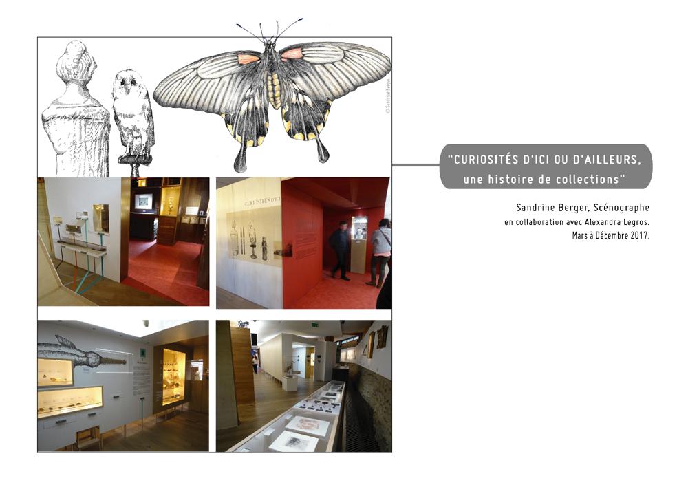 scénographie Musée de Mayenne 2017